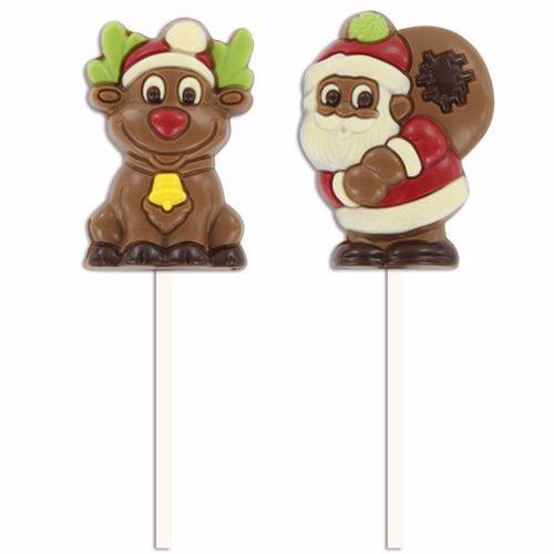 Afbeelding van Kerst lolly's