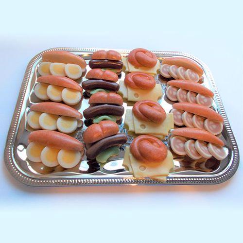 Afbeelding van Belegde broodjes