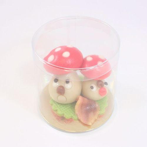 Afbeelding van Twee paddenstoeltjes