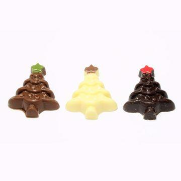 Afbeeldingen van Kerstboom chocolaatjes
