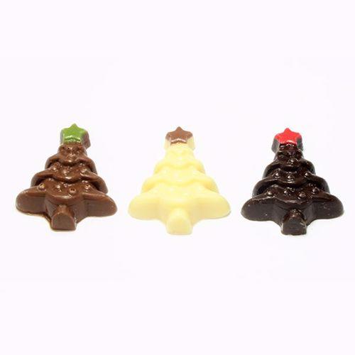 Afbeelding van Kerstboom chocolaatjes