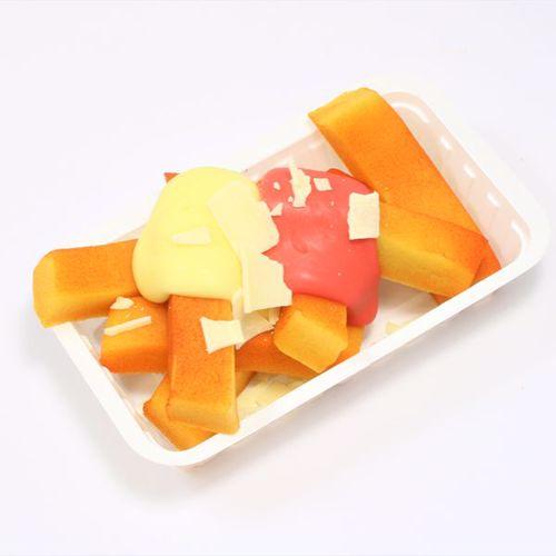Afbeelding van Bakje patat speciaal