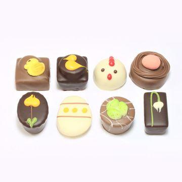 Afbeeldingen van Paas bonbons