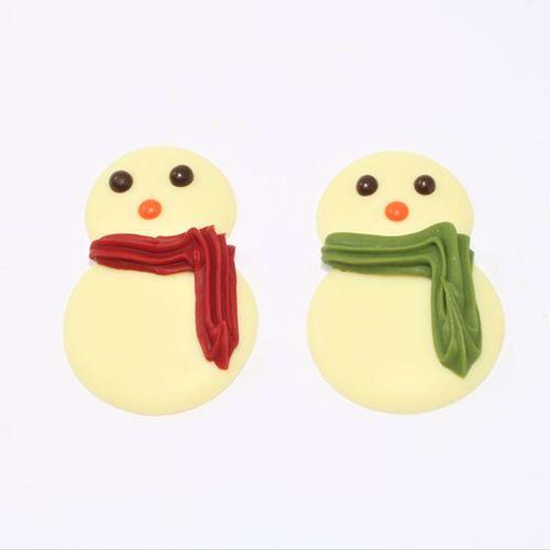 Afbeelding van Sneeuwpop chocolaatjes
