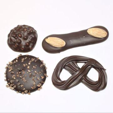 Afbeeldingen van Suikerarme chocolaatjes
