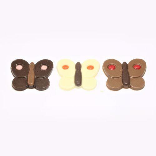 Afbeelding van Vlinder chocolaatjes
