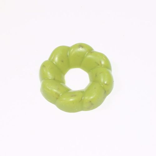 Afbeelding van Vormkransjes groen/ nougat