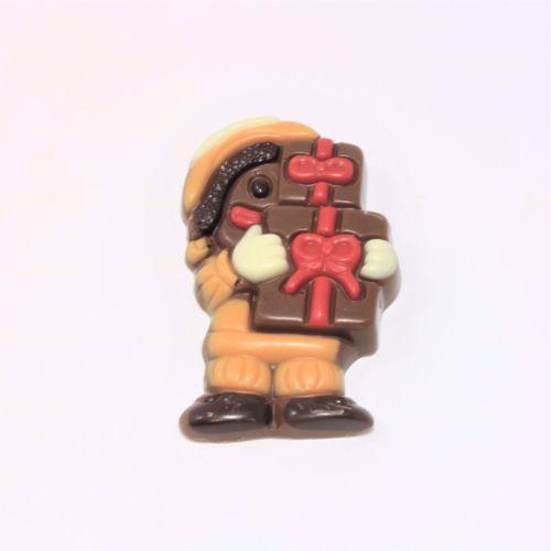 Afbeelding van Piet met pakjes oranje