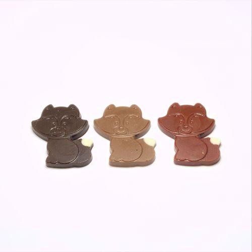 Afbeelding van Vosje chocolaatje